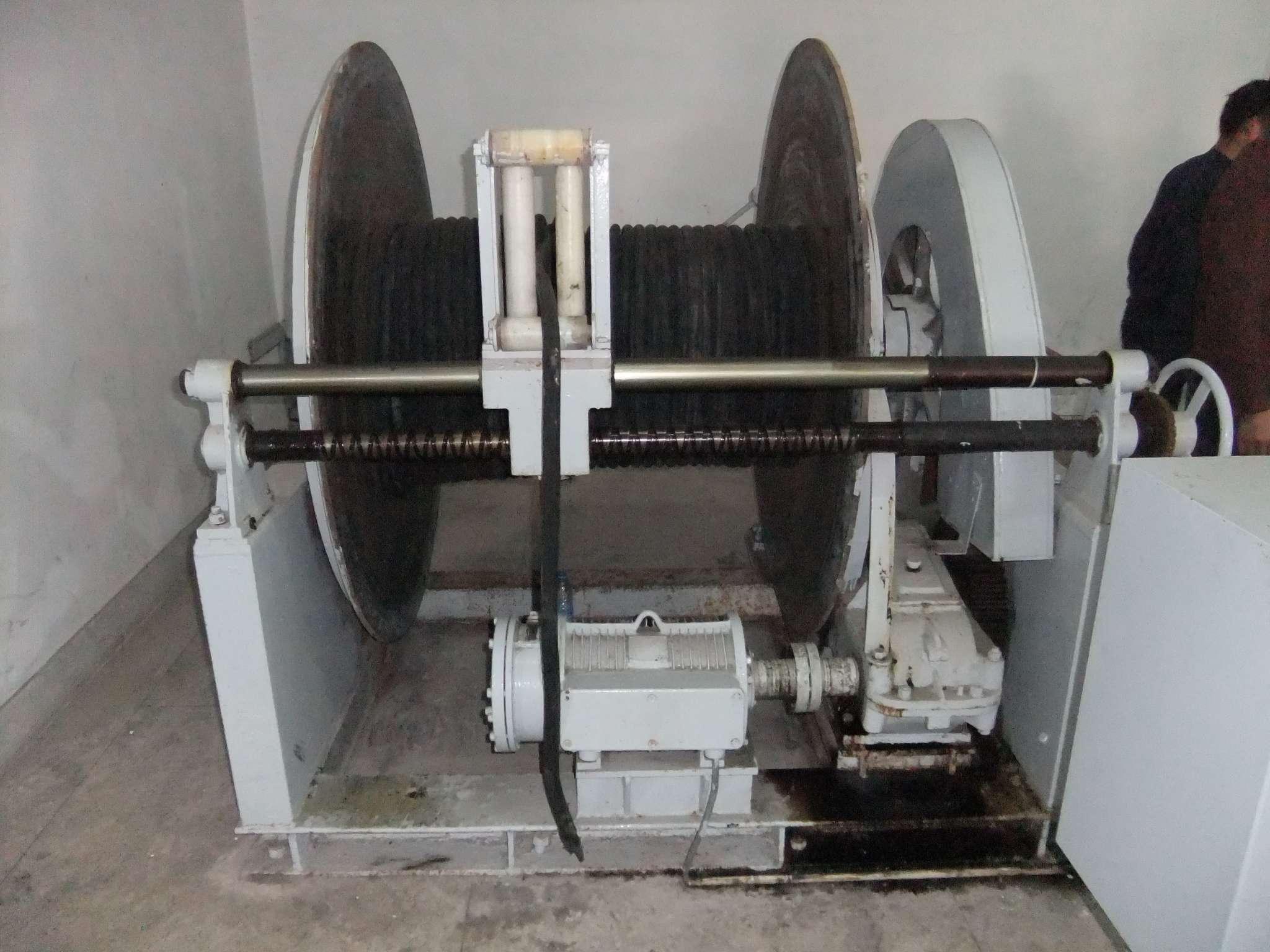 电缆绞车 - 鹤壁市汤鹤路万发通用机械厂